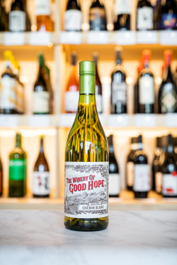 Chenin Blanc, Winery Of Good Hope 2019