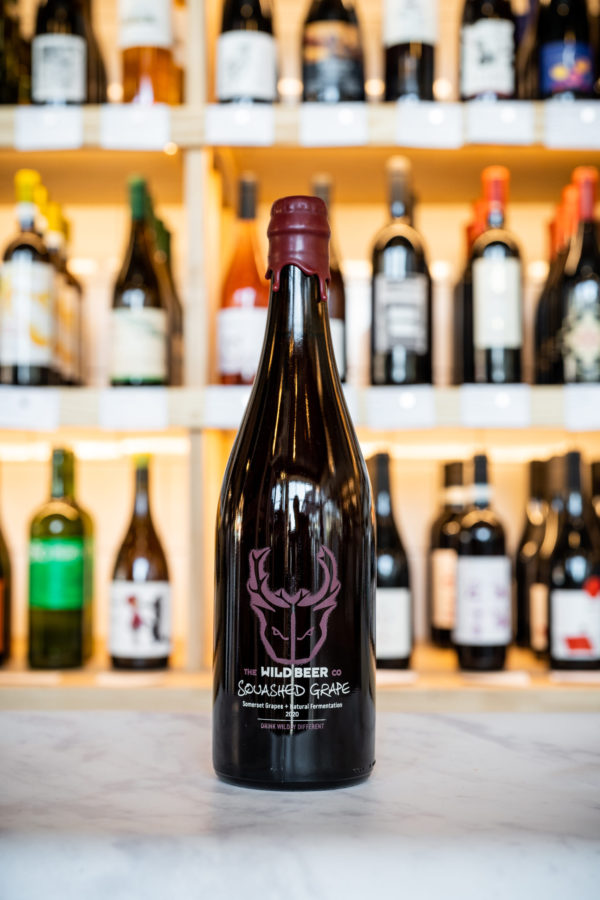 Squashed Grapes, Wild Beer