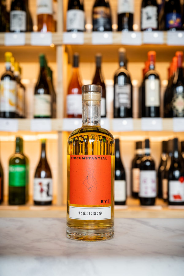 Circumstantial Rye, (Whisky)
