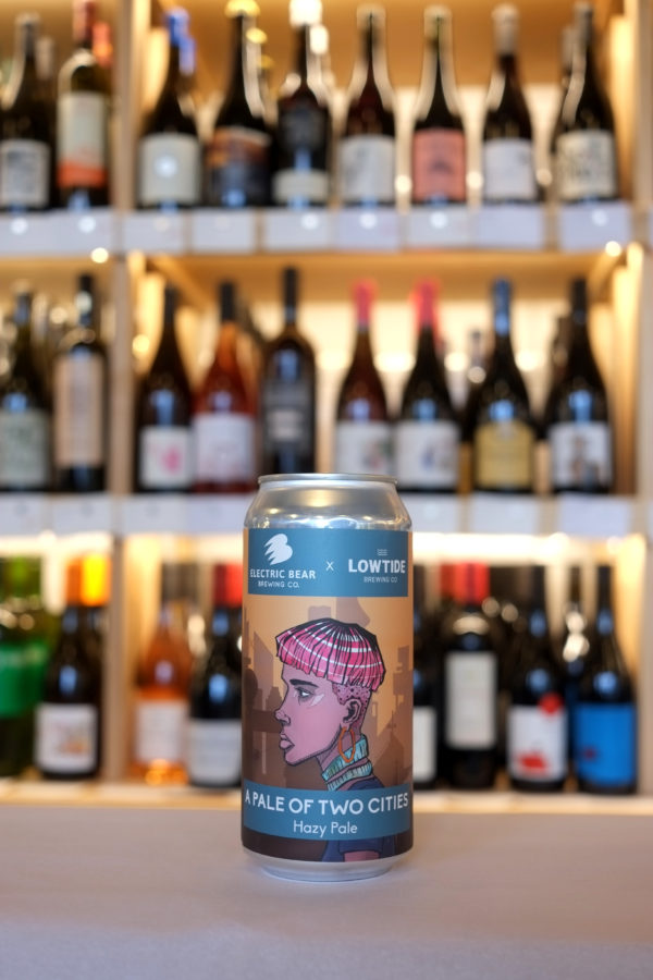 A Pale of Two Cities, Low Tide Brewing Co x Electric Bear Brewing
